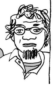 Michel Perrier en personnage de BD ? C'est dans la bande dessinée de Mael Rannou http://ceci-ma-campagne.org/