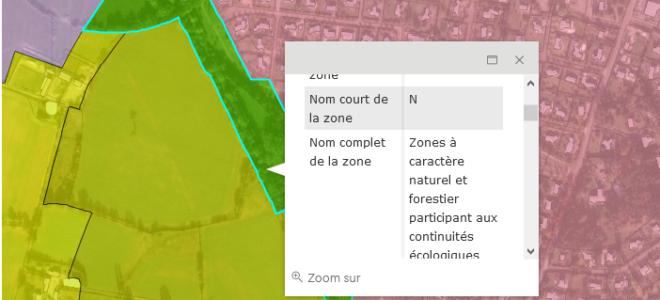 Projet de lotissement « le domaine du Bouessay »