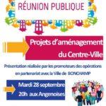 Conseil municipal du 16 septembre 2021